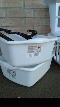 BRAND NEW - DISH PANS & NEW HANGERS ALL FOR $5. Plano, 75093