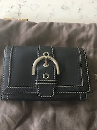 Coach black wallet Ashburn, 20105