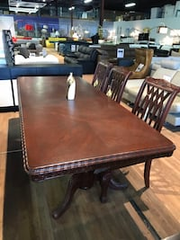 formal dining table Toronto