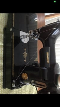 1939 Singer Sewing Machine 14 km