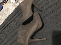 Also brown booties Markham, L3S 4A7