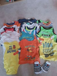 Baby's clothes. New with tags.
