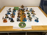 Xbox One Skylanders with game and portal Springville, 84663
