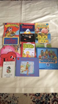 Childrens books bundle of 11 books Portland, 97217