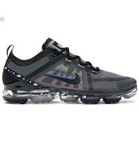 Nike Mens Air Vapormax 2019 Running Shoes Black/Purple/Red Mississauga, L5A 2K7