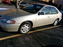 1998 Nissan Altima GXE AT