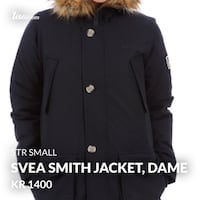 Svea smith jacket, dame 6095 km