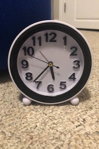 Cute clock decoration! London, N6H 1L2