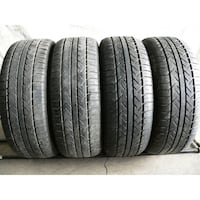 4 tires FREE not useable on vehicles  Rochester, 03839