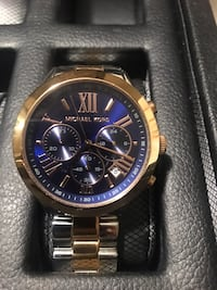 Michael Kors Watch rose gold and silver 21 km