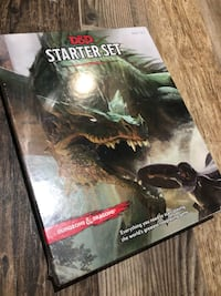 Dungeons and Dragons Starter Set NEW D&D