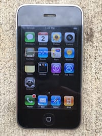 iPhone 3G 8GB 235 mi