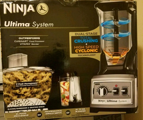 Ninja Ultima Kitchen System