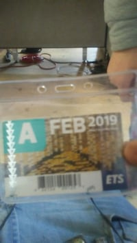Feb bus pass asking 60 OBO Edmonton, T6E 5R3