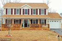 HOUSE For sale 4+BR 2.5BA Martinsburg