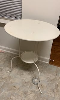 Small IKEA table. MOVING 12/13. Pick up tomorrow 12/8. Rockville, 20850