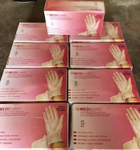 $20 For All! 12 Boxes Never Opened Vinyl Gloves! Pico Rivera, 90660