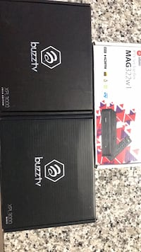 ANDROID BOXES IPTV BOXES BUZZ TV MAG 322 CABLE TV Brampton, L7A 0Z8