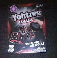 Yahtzee Board Game Omaha