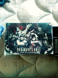 Resident evil deck building game  Albuquerque, 87105