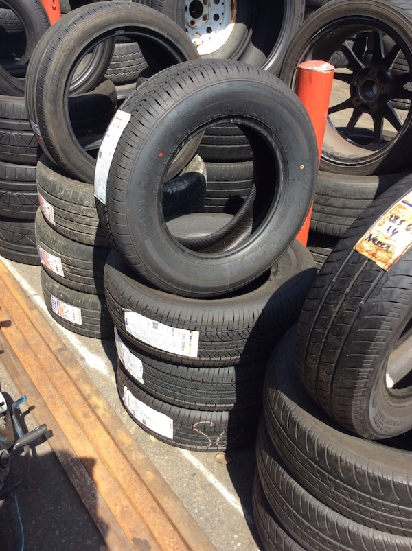 195/70/14 Brand new Mile star tires for sale