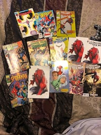 Marvel Comic Books Lewisville, 75067