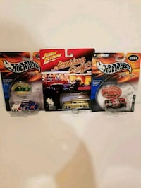 HotWheel Cars all 3 for 12 Scotia, 12302
