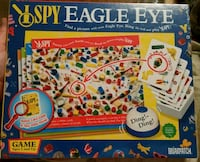 I Spy Eagle Eye bored game with bonus I spy Snap  Mount Pleasant, 29464