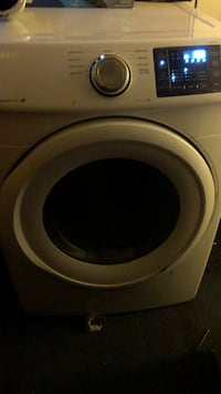 white and black front-load clothes washer Haverhill, 01832
