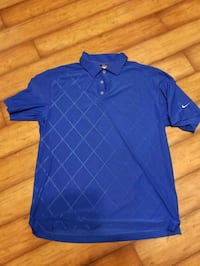 Nike Golf sz L men shirt worn once Ocala, 34472