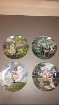 Knowles Mother Goose Collectors Plates New Hyde Park, 11040