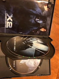 X-Men 2 United Movie DVD Collector Edition Chantilly, 20152