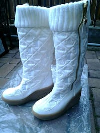 new juicy couture boots (size 6)retail $250 Toronto, M1E 2B8