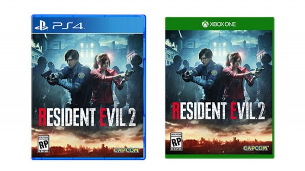 Resident Evil 2 - PS4 / XBOX ONE