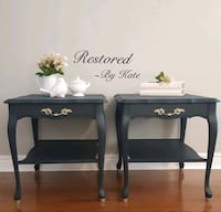 Pair of French Provincial End Tables  Barrie, L4N 0T3