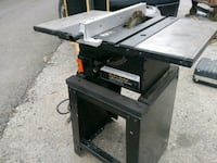 black and gray Craftsman table saw Petersburg, 37144