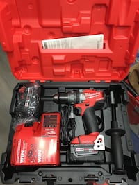 Milwaukee one key 18v fuel hammer drill Richmond Hill, L4B 3V1