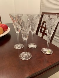 waterford crystal champagne flutes Philadelphia, 19116
