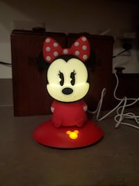 Disney Softpals Minnie Mouse- Philips LED Nightlight Herndon, 20170