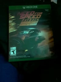 Need for Speed Xbox One game case Amarillo, 79107