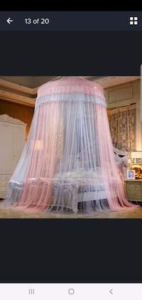 Excellent condition mosquito net