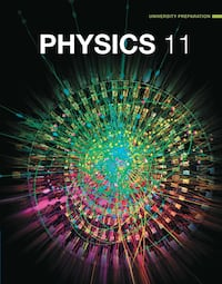 Nelson Physics 11 ebook Toronto