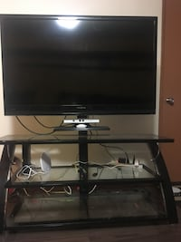 """46"""" tv with stand  Edmonton, T5B 2L6"""