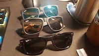 Authentic Rayban Justin and Wayfarer Coquitlam, V3B 5R5