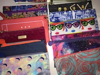 Makeup bags, 2$ each Abbotsford, V3G 2W9