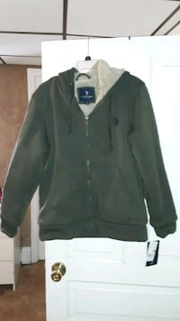 Jacket/coat by US. polo association brand new with tags