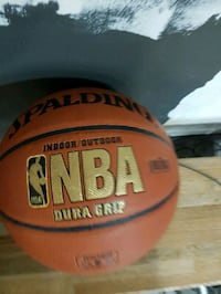 brown and black NBA Dura Grip basketball Mississauga, L5M 0B2