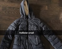 Hollister Small Winter Coat