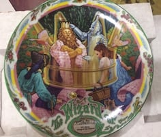 Wizard of Oz collective plate .
