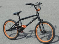 "BARELY USED AND ALMOST NEW OUTGROWN NOW BOY'S 20"" RANT BMX STYLE WITH STUT PEGS! Mississauga"